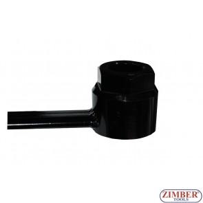 Dispozitiv pentru blocare fulie vibrochen motoare Honda & Acura, - ZT-04A4047 - SMANN TOOLS.
