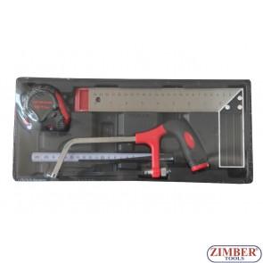 К-т с инструменти, ZT-00804 - SMANN TOOLS.