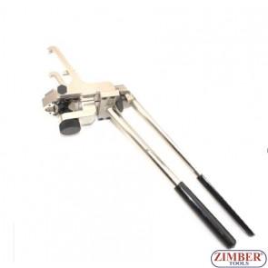 Dispozitiv special pentru montat-demontat arcuri de supape pentru motoare BMW N13, N20, N26, N51, N52, N53, N54, N55 - ZR-36VSRI02 - ZIMBER TOOLS