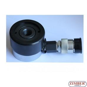 Presa hidraulic  10t , pentru montare și demontare a articulațiilor, bucșe, rulmenti, garnituri - ZT-04A317M001 SMANN TOOLS.