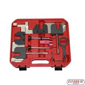 Set fixare distributie BMW N63/S63 4.4L V8 - ZT-04A2350 - SMANN TOOLS