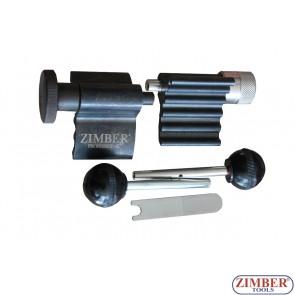 Kit fixare distributie VW 2.0 PD, TDI,SKODA, SEAT - ZR-36ETTS66-1 - - ZIMBER
