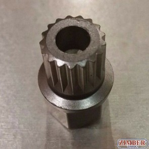 Tubulara speciale pentru antifurt roti BMW / MINI 36 / 20 Spline - ZIMBER TOOLS