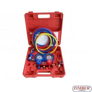 Baterie manometre A/C - ZK-365.