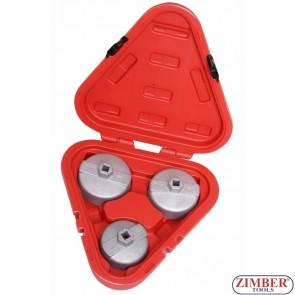 Set chei pentru filtre de ulei Toyota 3 piese, 3605 - NEILSEN.