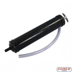Pompa manuala de ulei 500ml -   3725 - Neilsen