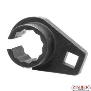 "Cheie tubulara pentru sonda lambda 22mm. 7/8"", 9G1413- FORCE"