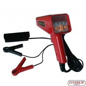Pistol stroboscopic digital pentru motoare benzina, ZT-04823 - SMANN TOOLS.