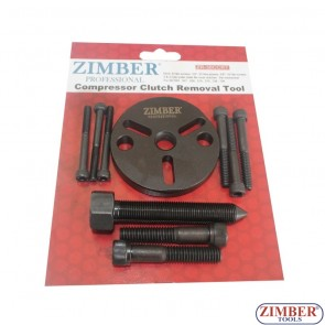 Presa pentru demontare compresor aer conditionat -ZR-36CCRT- ZIMBER - TOOLS