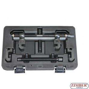 Presa pentru fulii de alternatoare, pompe de apa, aer conditionat, diametru 40-168mm, ZR-36PFRDP02 - ZIMBER TOOLS.