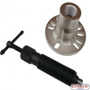 Extractor butuc cu cilindru hidraulic 10T , ZR-36HRS - ZIMBER TOOLS
