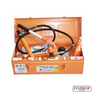 Presa hidraulica pentru caroserii 10 tone, TG27200 (400202) .