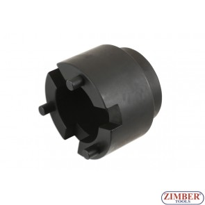 Cheie tubulara pentru indepartare piulita ax de la - Toyota Land Cruiser - ZR-36RHS - ZIMBER TOOLS.