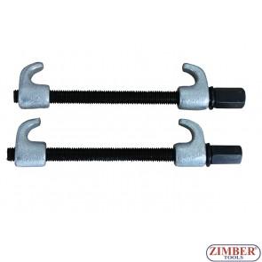 Presa pentru arcuri de suspensii  deschidere maxima 250mm , ZR-36SCC15 - ZIMBER TOOLS