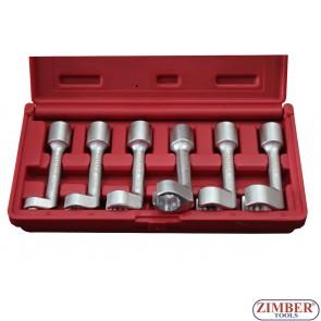 Set de chei conducte injectoare 6buc. - ZR-36OERWS - ZIMBER TOOLS