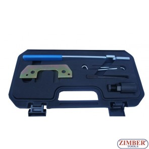 Set fixare distribuţie LAND ROVER / BMW / OPEL 2.5DT SE  - ZIMBER TOOLS-ZR-36ETTS130.
