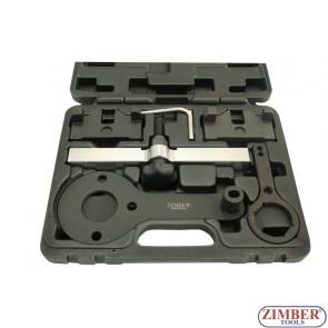 Set fixare distributie  BMW  N63 - V8 VANOS , ZR-36ETTSB50 - ZIMBER TOOLS.