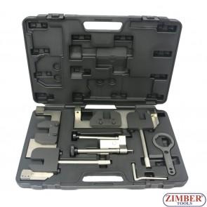 Set fixare distributie BMW N63/S63 4.4L V8 - ZR-36ETTSB72 - ZIMBER SCULE