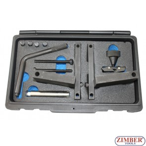 Set fixare distributie BMW (S65), ZR-36ETTSB66 - ZIMBER TOOLS