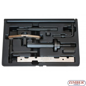 Set fixare distributie Ford 1.8 TDDi / TDCi. ZR-36ETTS29 -  ZIMBER TOOLS
