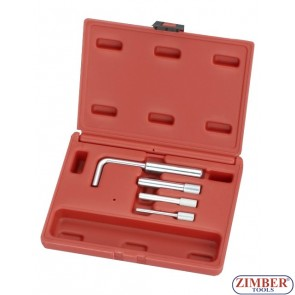 Set tije fixare ax cu came  FORD, Mazda, CITROEN,PEUGEOT: 1.4 1.6 2.0 TDCI Diesel , ZR-36ETTS35 - ZIMBER TOOLS.