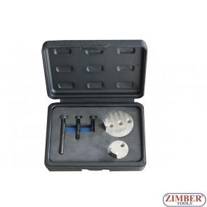 Set universal cu dispozitive speciale pentru montat curele elastice de accesorii- ZR-36BTU - ZIMBER TOOLS