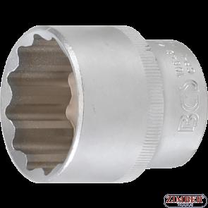 Tubulara 1/2, 32 mm cu 12 laturi -10647-  BGS technic