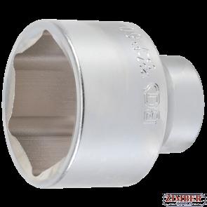 """Tubulara hexagonala  (3/4"""") 60 mm. 1207-60-  BGS technic."""