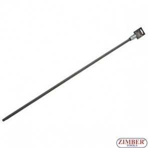 "Bit Spline (XZN) M12, lungime 800mm, antrenare cu tubulara 1/2"" ZN-4008  NEILSEN-TOOLS."