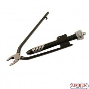 Cleste rotativ pentru legat sarma, 200 mm (1480) - BGS technic