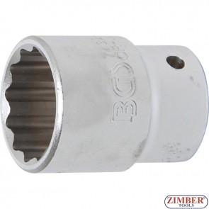 "Cheie tubulara 32 mm, 12 puncte, antrenare 3/4"" - 7432 - BGS technic."