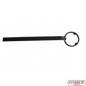 Dispozitiv pentru blocare fulie vibrochen motoare.SUBARU RORESTER 2500 c.c. - ZT-04A4045 SMANN TOOLS.