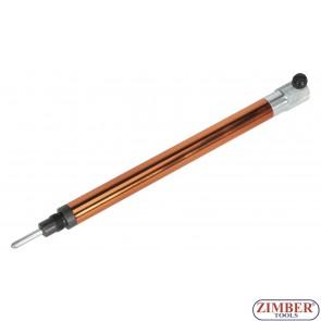 Tija pentru localizarea punctului mort superio- 14-mm х 1.25 -ZR-36TDCAT- ZIMBER TOOLS