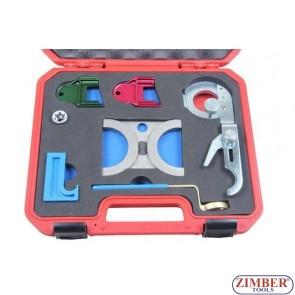 Trusa de Fixare Distributie V6 GM, SAAB 3.0L, 3.2L -ZR-36ETTSS - ZIMBER-TOOLS