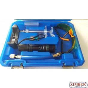 Trusa detectie pierderi freon aer conditionat 3W UV LED- ZT-04D1015 - SMANN TOOLS