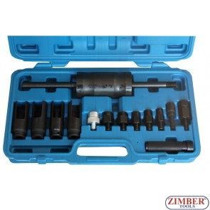 Trusa universala pentru scos injectoare Bosch Delphi Denso Siemens - ZT-04A3002 - SMANN TOOLS