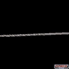 Burghiu pentru extragerea varfului de la bujii Incandescente 2.5 x 120 mm (8698-1) - BGS SCULE