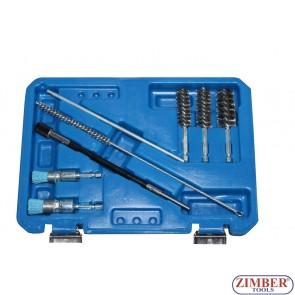 Set pentru curatat lacas de injectoare-ZT-04A3064 - SMANN TOOLS.