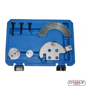 Set universal cu dispozitive speciale pentru montat curele elastice de accesorii,  ZT-04A2209-SMANN TOOLS.