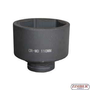 "Tubulare de IMPACT 1"" - 110mm, ZT-01E6055 - SMANN TOOLS."