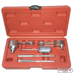 Set fixare distributie LAND ROVER, JAGUAR 2.7TD V6 -ZR-36ETTS46 - ZIMBER TOOLS
