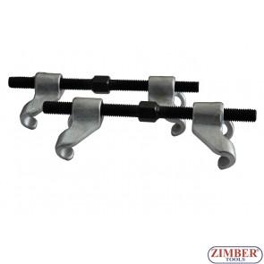 Presa pentru arcuri de suspensii  deschidere maxima 230 mm - ZR-36HCSC - ZIMBER - TOOLS