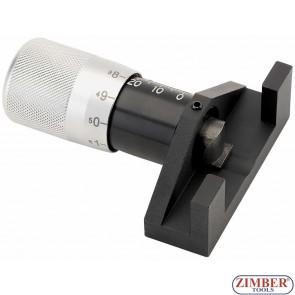 Tensiometru universal pentru curele de distributie, ZR-36UTG-B  - ZIMBER TOOLS.