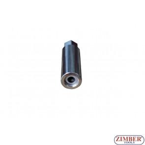 Extractor pentru partea de sus a bujiei incandescente - 2.5mm (Componenta din setul: 36GPTS19) - ZR-41PGPTS1903 - ZIMBER TOOLS