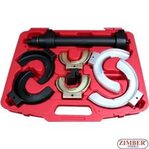 Kit presa pentru comprimat arcuri, ZT-04027 - SMANN TOOLS.