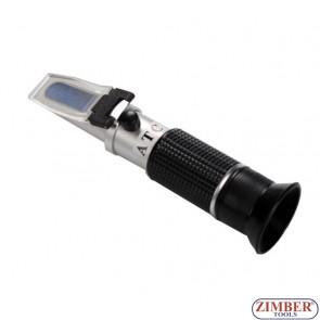 Refractometru pentru lichide,  ZT-04033 - SMANN TOOLS