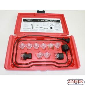 Tester injectoare si regulator relanti,  ZT-05077 - SMANN TOOLS.