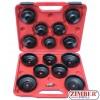 Trusa de chei pentru filtre de ulei, ZT-04017 - SMANN TOOLS
