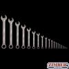 Set chei combinate, dimensiuni de la 10mm la 32mm, 16 bucati (150167)