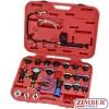 Trusă verificare sistem de răcire 25 buc.ZR-36RPTVCSK - ZIMBER-TOOLS